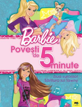 Barbie - Povești de 5 minute