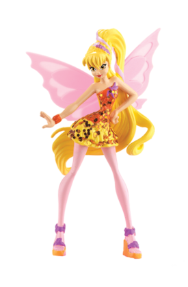 Figurină Winx Magic Travel Stella